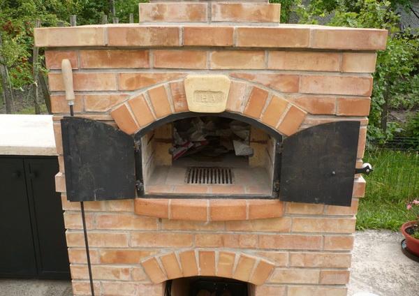 Мини русская печь – порядовка для кладки 1