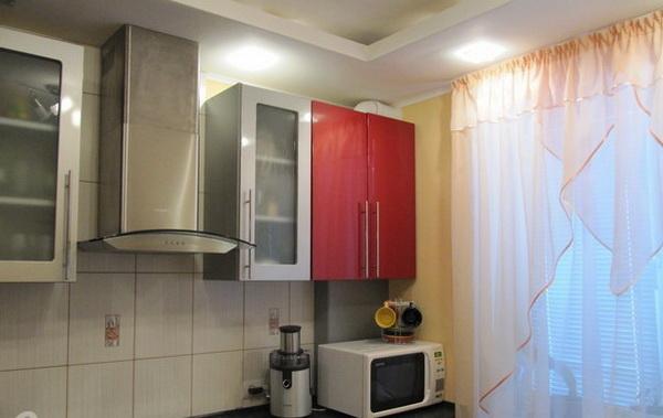 Как можно спрятать газовый котел на кухне – фото и варианты 2