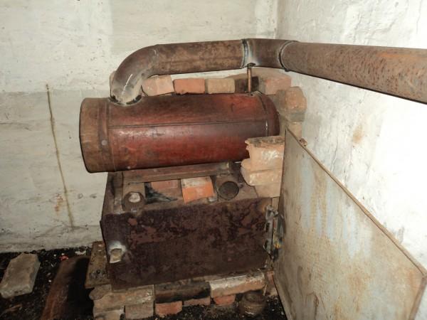 Печка в гараж своими руками - варианты на отработке, дровах, электричестве 2