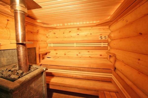 Правильное отопление бани зимой 3
