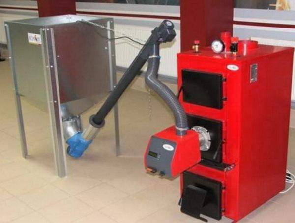 Реальный расход пеллет на отопление частного дома 100м2 3