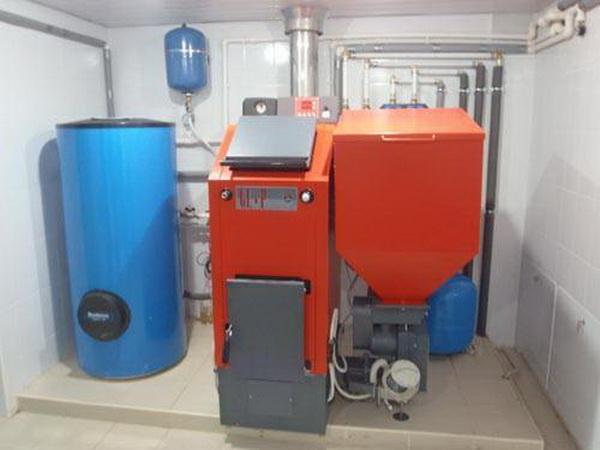 Оптимальный расход пеллет на отопление дома 150м2 2