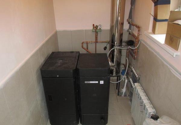 Оптимальный расход пеллет на отопление дома 150м2 4